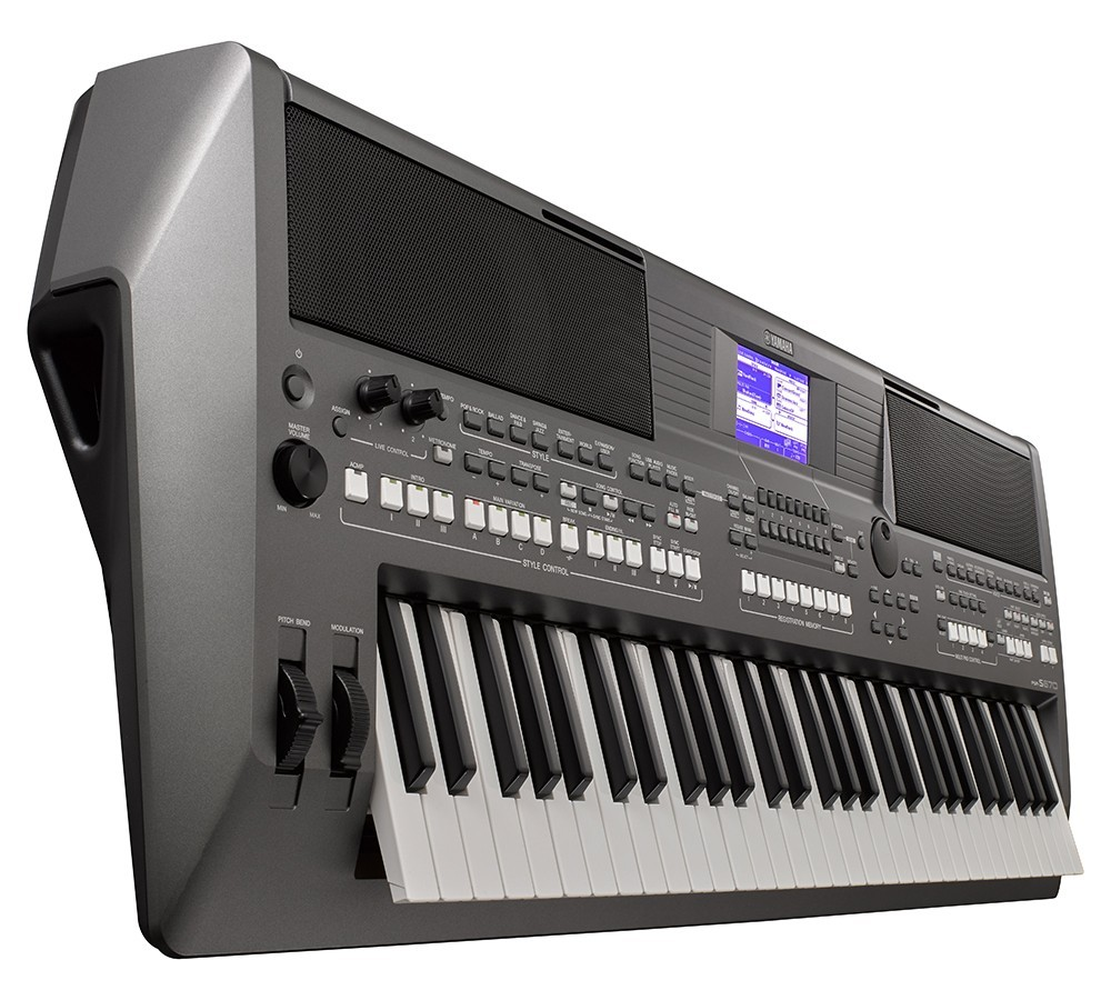 yamaha psr s670 arranger workstation keyboard 86792997773. Black Bedroom Furniture Sets. Home Design Ideas