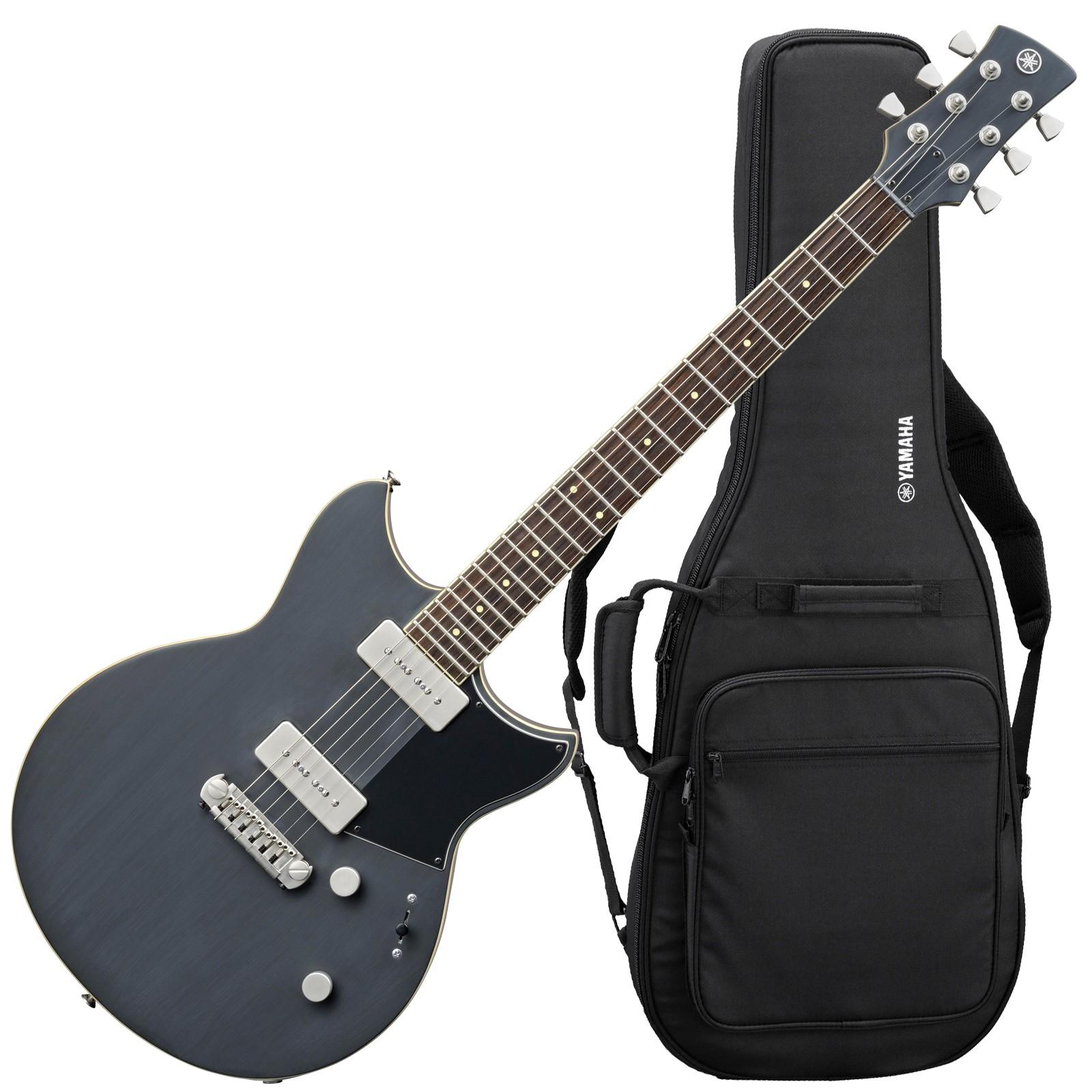 yamaha revstar rs502 electric guitar shop black ebay. Black Bedroom Furniture Sets. Home Design Ideas