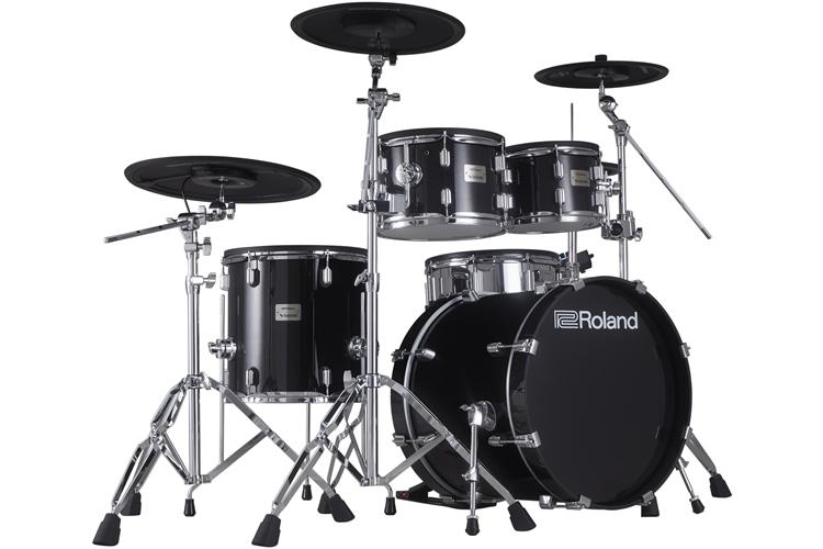 Roland V drums acoustic design