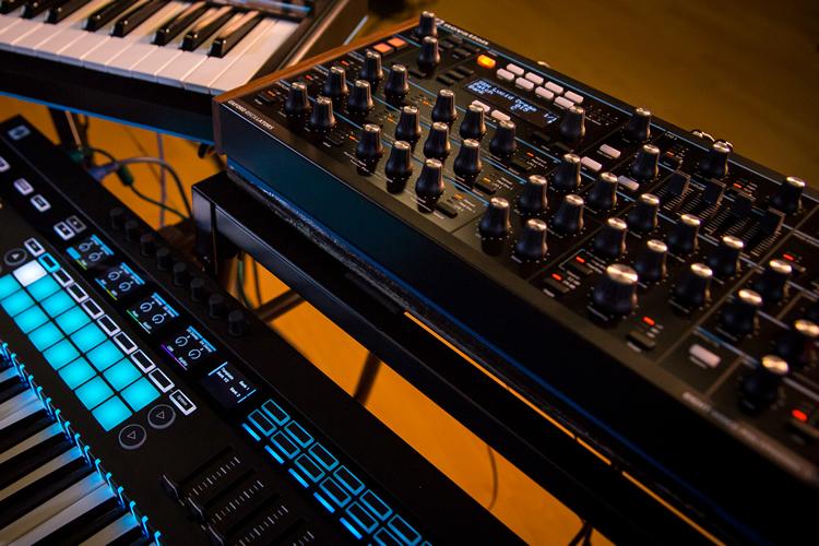 Novation Synthesizers