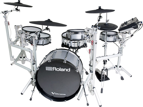 ROLAND TD-50KV-RM LIMITED RANDALL MAY ELECTRONIC DRUM SET