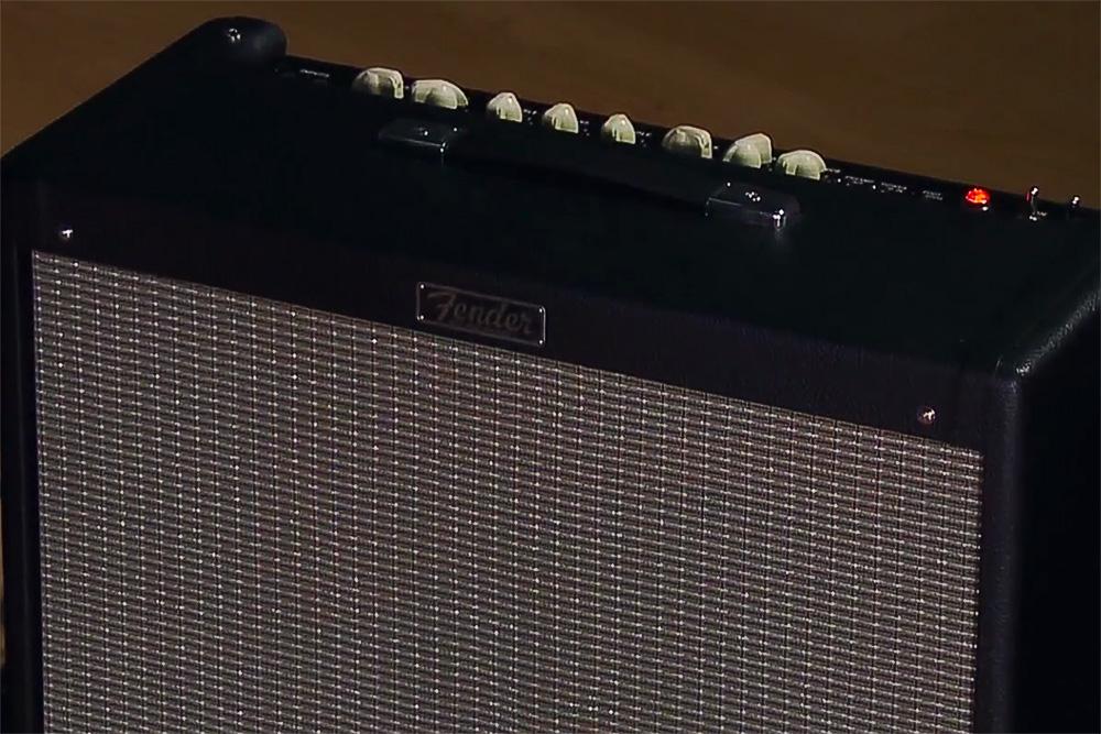 Fender Hot Rod