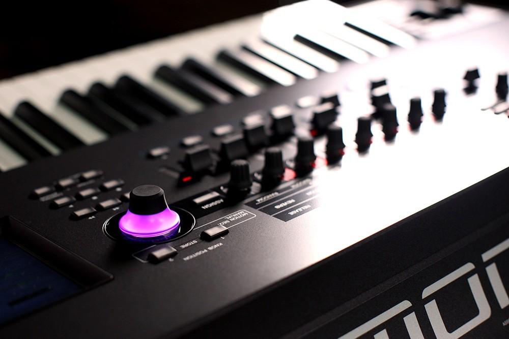 Yamaha Montage Music Synthesizer