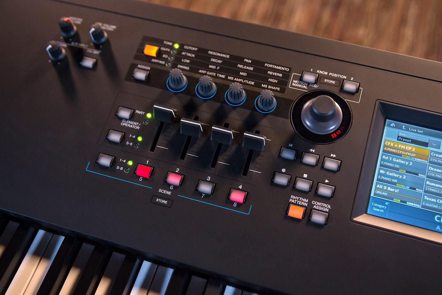 Yamaha MODX8 Music Synthesizer