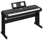 Image of DGX-660 digital piano