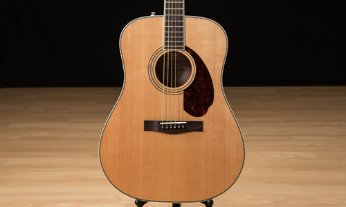 Fender Acoustic Guitars thumbnail