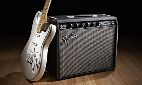 Fender Amplifiers thumbnail