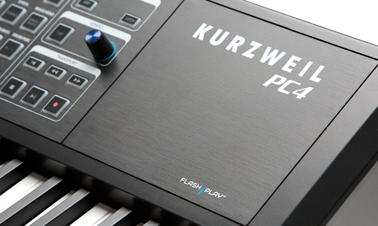Kurzweil PC4 Workstation Keyboard thumbnail