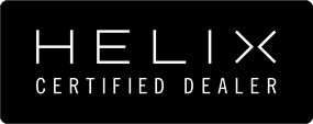 Helix Certified Dealer Badge