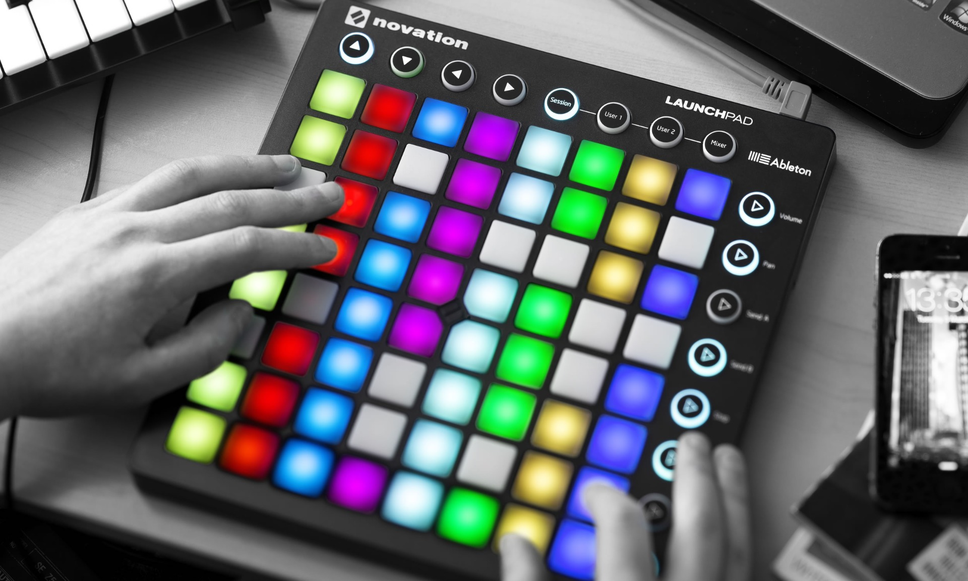 Novation Launch Controllers thumbnail