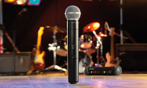 Shure Wireless Systems thumbnail