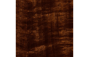 Tasmanian blackwood wood swatch showing typical color and wood grain pattern