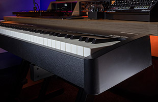 side profile image of Roland A-88MKII