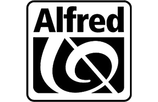 logo for Alfred Music publishing company
