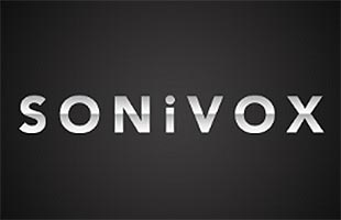 logo graphic for SONiVOX music software company