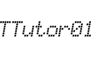 Yamaha EZ-300 screen image illustration showing TTUTOR Touch Tutor function