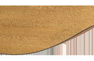 detail image of Fender FA-15N 3/4 Nylon acoustic guitar showing finish