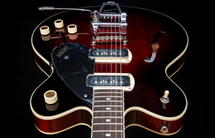 Image of Gretsch G2622t-P90 body and pickups