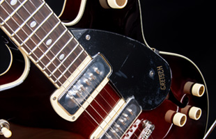 Image of Gretsch G2622t-P90 controls