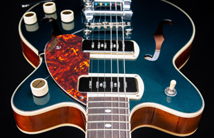 Image of Gretsch G2655t-P90 body and pickups