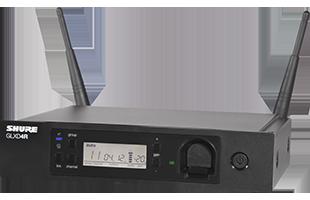Shure GLXD4R wireless receiver