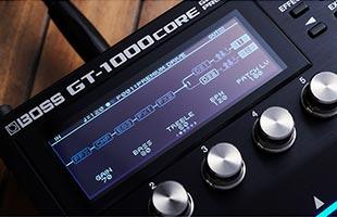 detail image of Boss GT-1000CORE screen