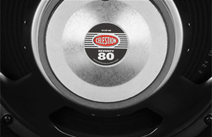 detail image of Fender GTX50 Celestion speaker back plate