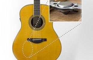 Yamaha LS-TA Transacoustic Guitar
