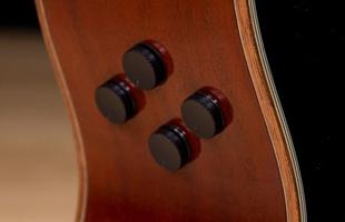 Yamaha AC3 Acoustic-Electric Guitar