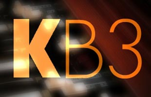 logo graphic for Kurzweil KB3 ToneReal Organ technology