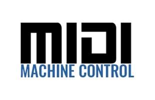 logo for MIDI Machine Control standard