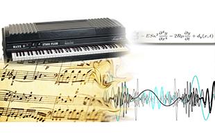 illustration of Viscount Legend '70s sound generation capability