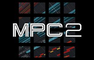logo icon for Akai Professional MPC 2 desktop music production software