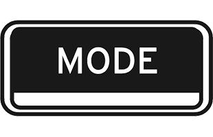 illustration of Korg Nautilus MODE button
