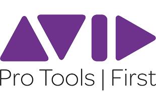 Avid Pro Tools First logo