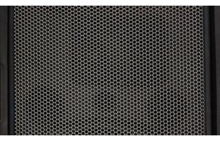 detail image of Fender Passport Conference Series 2 speaker grille with tweeters behind