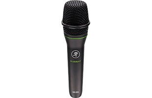 front view of Mackine EM-89D dynamic vocal microphone