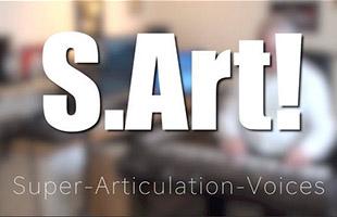 Yamaha Super Articulation Voices logo