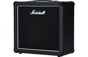 perspective view of Marshall SC112 showing front and right side