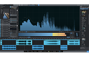 screenshot from PreSonus Studio One 5 Professional showing Project Page