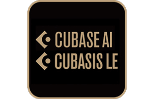 icon illustration representing Cubase AI and Cubases LE software bundled with Yamaha THR30IIA Wireless